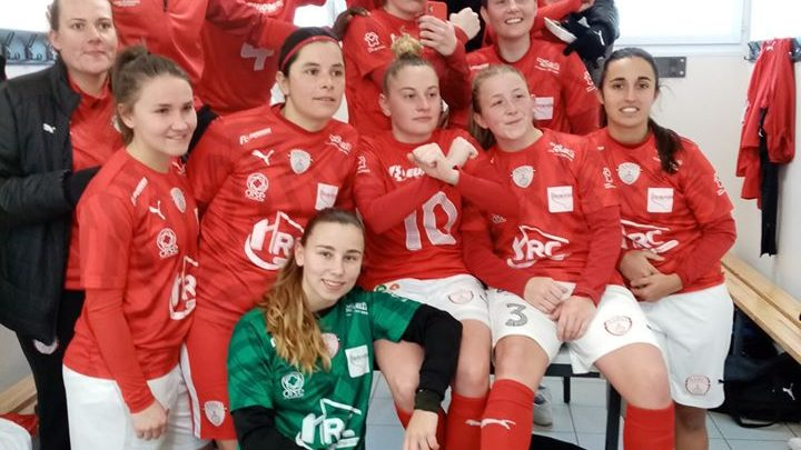 Football féminin: Les internationales Astou Ngom et Khady Gueye font tomber le leader Calais